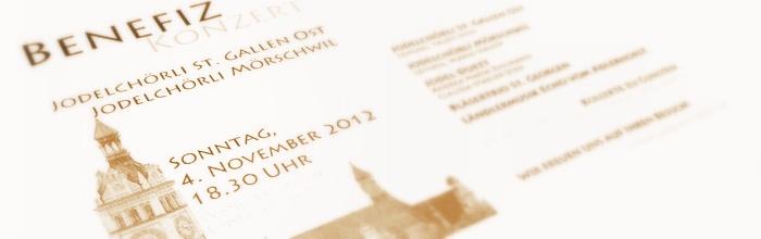 Benefiz Konzert 2012