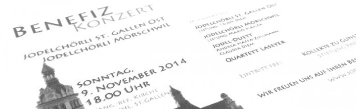 Benefiz Konzert 2014